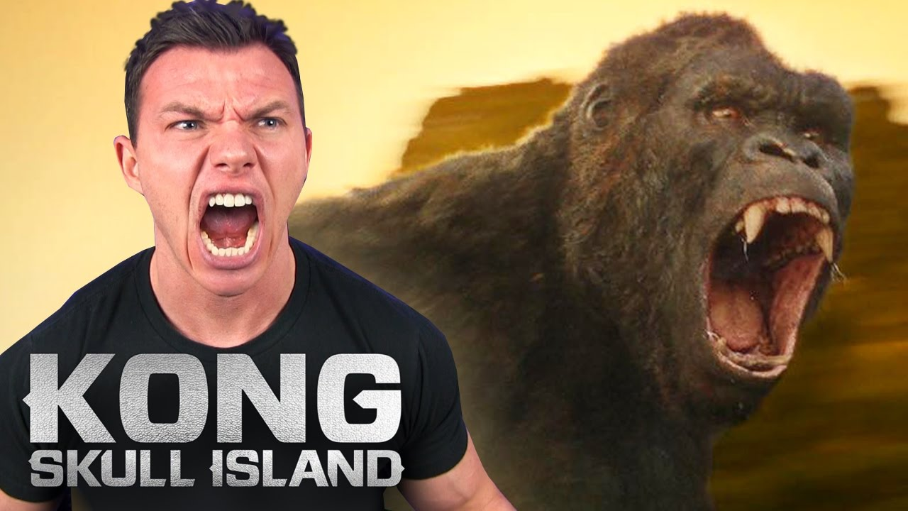 Download KONG: Skull Island Trailer 2 Review