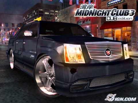 Midnight Club 3 DUB Edition Soundtrack - Sunshine