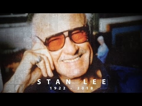 Chris Davis - Marvel Comics Remembers the Legacy of Stan Lee