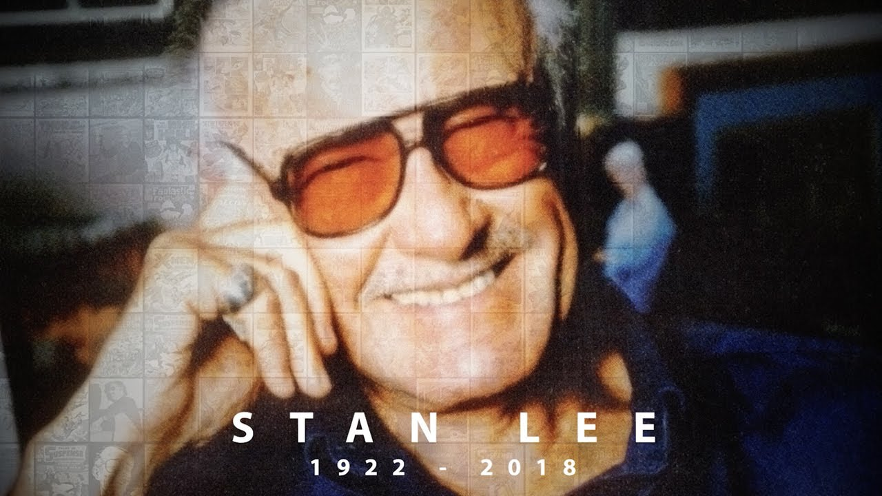 Marvel Posts Beautiful Tribute To Stan Lee On First Anniversary Of ...