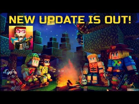 Pixel Gun 3D NEW UPDATE 16.5.0 Review (SUMMER UPDATE)