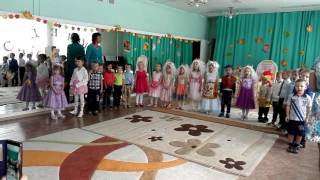 Детский сад  Детский Праздник  Песня о маме