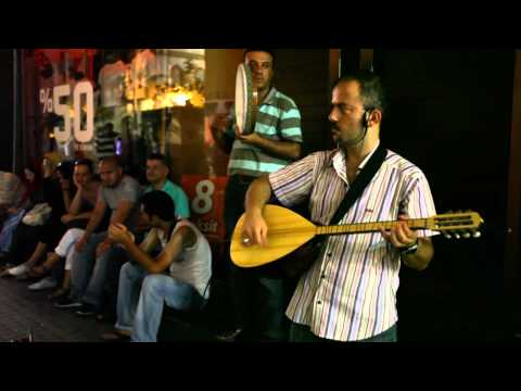 street musician of Istanbul