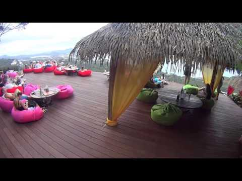 Jungle club restaurant Koh Samui Thailand
