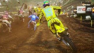 MXGP 3 - The Official Motocross Videogame - Maggiora | Italy MXGP Gameplay (PS4 HD) [1080p60FPS]