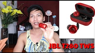 JBL T280 TWS bluetooth earbud from Jollychic