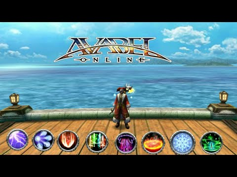 Ex Skill MAGICIAN AVABEL ONLINE