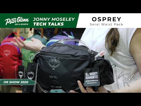 2020 Osprey Seral Waist Pack Review