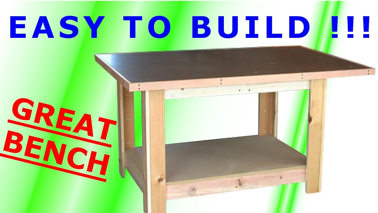 how to finish mdf workbench