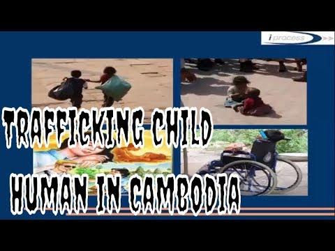 Trafficking child ,Human ,Sex ,Labor  in Cambodia .