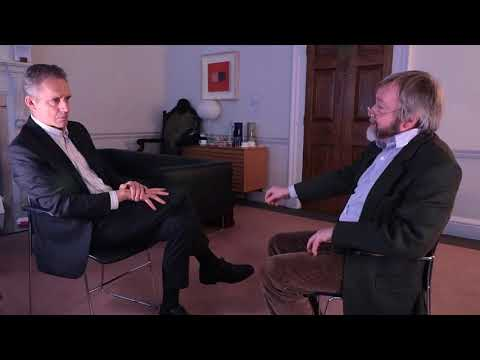 """As deep a question as you can possibly ask"" - Jordan Peterson in conversation with Iain McGilchrist"