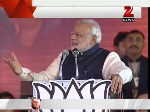 Congress is known only for its name: Narendra Modi