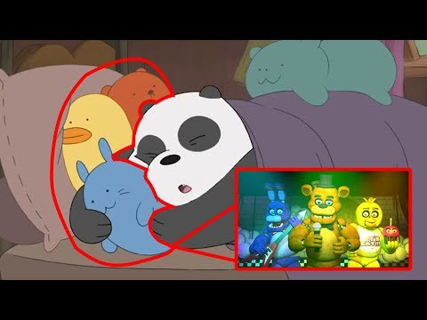 El Easter Egg Oculto De Five Nights At Freddy's En Escandalosos