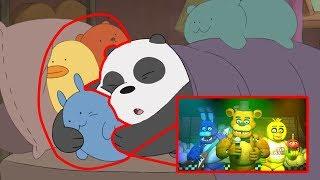 El Easter Egg Oculto De Five Nights At Freddy's En Escandalosos