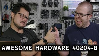 Radeon RX 5500 LEAKS OUT, Ryzen 3900 LEAKS OUT | Awesome Hardware #204-B