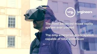 Total Immersion: VRgineers Reveal Augmented Reality Module Prototype