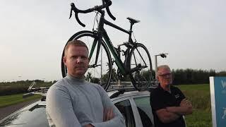 Interview NCK Wielrennen met Robert van Plateringen en Frans van Varik 2021