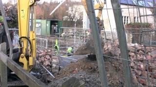 COTSWOLD CANALS - Bowbridge Lock - restoration progress