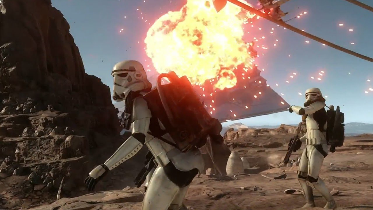 Star Wars Battlefront Feels Like Shooting Womp Rats Back Home Ign Plays Live Youtube We make high quality, handmade replica props and strive to contribute to the maker community! star wars battlefront feels like shooting womp rats back home ign plays live