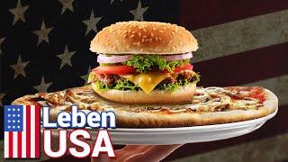 Fast Food in USA: Amerikanisch Essen und fressen