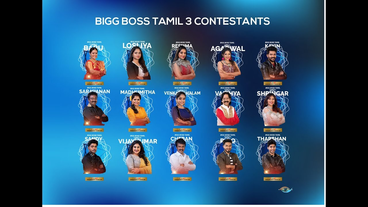 Bigg Boss Tamil Vote Season 3 | Voting Online | Missed Call Numbers