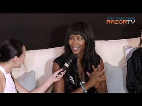 Naomi Campbell wants to eat spicy food in Spore