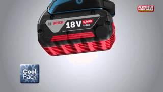 Batterie BOSCH GBA 18V 5,0 Ah