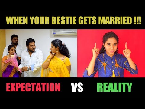 When your best friend gets married - Radio Mirchi - Being Saru