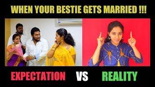 When your best friend gets married - Radio Mirchi - Being Saru