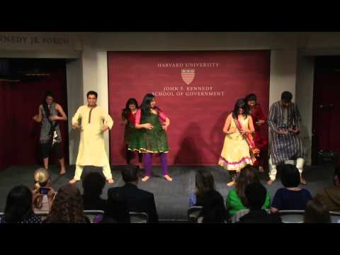 Harvard Kennedy School Talent Show 2014: Brown Sugar