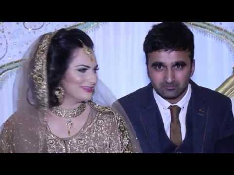 Crown Movie Studio - Naheed & Umar - Pakistani Wedding Highlights, Trailer, Tu dua hai dua song