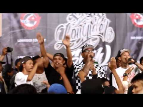 Bloccalito 782 - Dirty Money Sindicate (Solo lowriders show 2017)