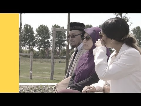 Pilu... Majlis Kenang Mangsa MH17
