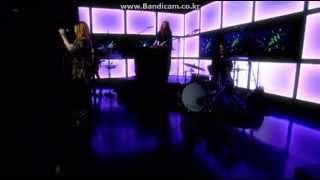 Alina Devecerski - Flytta på dej (Live @ Nyhetsmorgon)