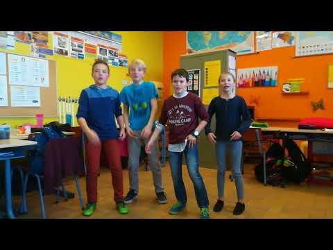 GBS Sleidinge Rap Kinderrechten 6A
