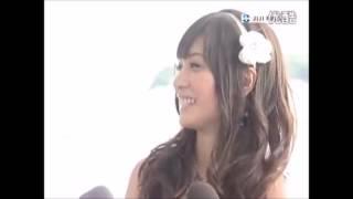 2011年7月27日 大島麻衣3rdシングル「Second Lady」発売イベント 場所:...