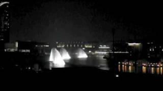 Dubai Fountain VIP opening