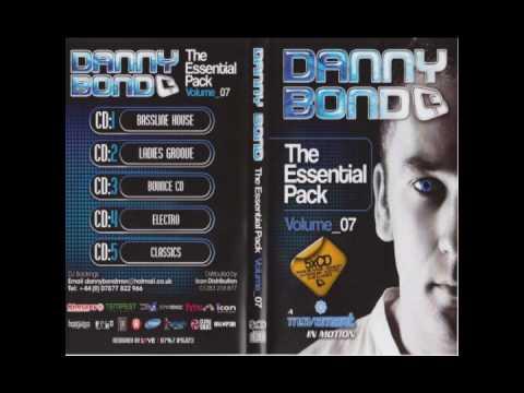 Danny Bond Essentials Volume 7 Cd1 Track 7 Youtube