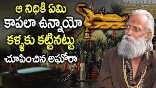 ఆనిధికి కాపలా ఎవరో..కళ్ళకు కట్టినట్లు చూపించాడు   Nagabandam Facts Of Ananthapadmanabha swamy Temple