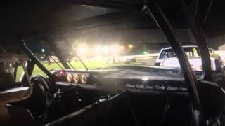 Murray County Speedway | Hobby Stock In-Car Camera | #17L Chad Lonneman