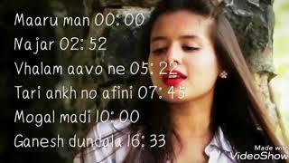 Aishwarya Majmudar | Popular Gujarati Songs