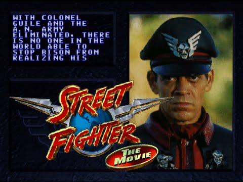 M Bison Street Fighter Movie Street Fighter The Mov...