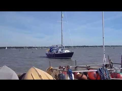 Blue Jay Launch 2015 at HSC Southampton