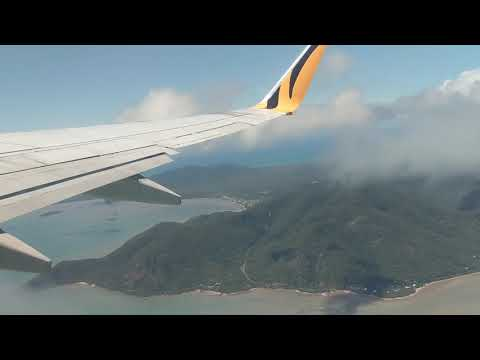 Cairns To Melbourne: 29.8.19