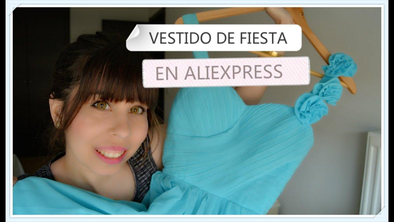 Experiencia con vestido de fiesta de Aliexpress ¿Merecen la pena ...