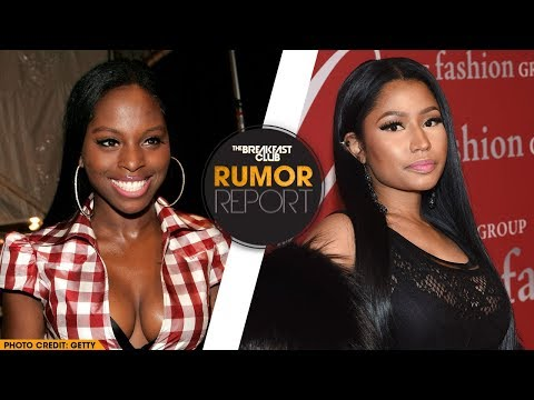 Nicki Minaj Hints Foxy Brown Collab, Amber Rose Says Kanye West And Donald Trump Are The Same