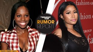 Nicki Minaj Hints Foxy Brown Collab, Amber Rose Says Kanye West And Donald Trump Are The Same
