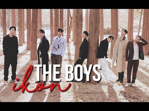 [M/V] IKON - THE BOYS