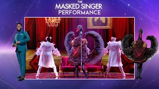 Swan Performs 'That Don't Impress Me Much' | Season 2 Ep. 1 | The Masked Singer UK