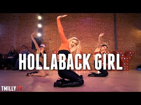 Gwen Stefani - Hollaback Girl - Choreography by Marissa Heart  TMillyTV